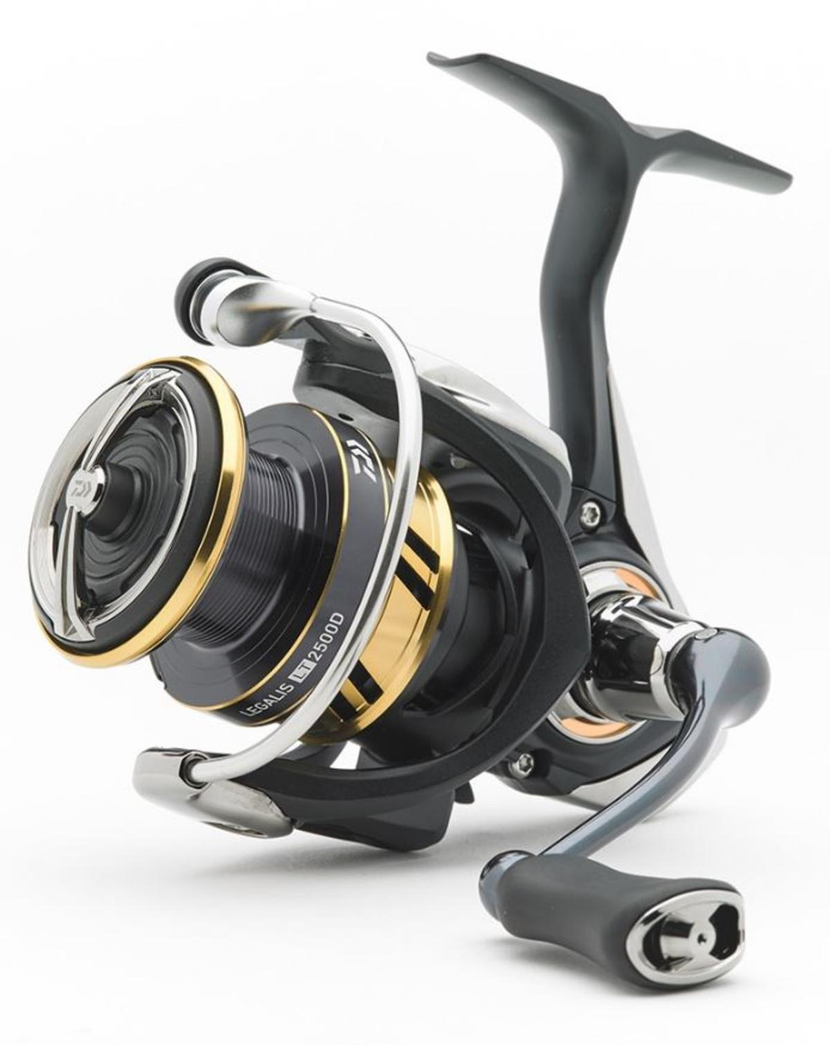 Ex Display Daiwa 17 Legalis LT 5000D-C Fishing Reel 17LEGLT5000D-C