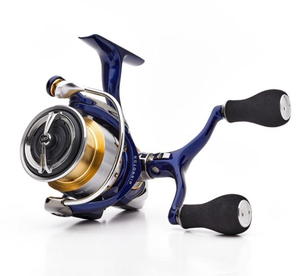 Ex Display Daiwa 18 TDR 3012QD-DH Match Coarse Fishing Reel