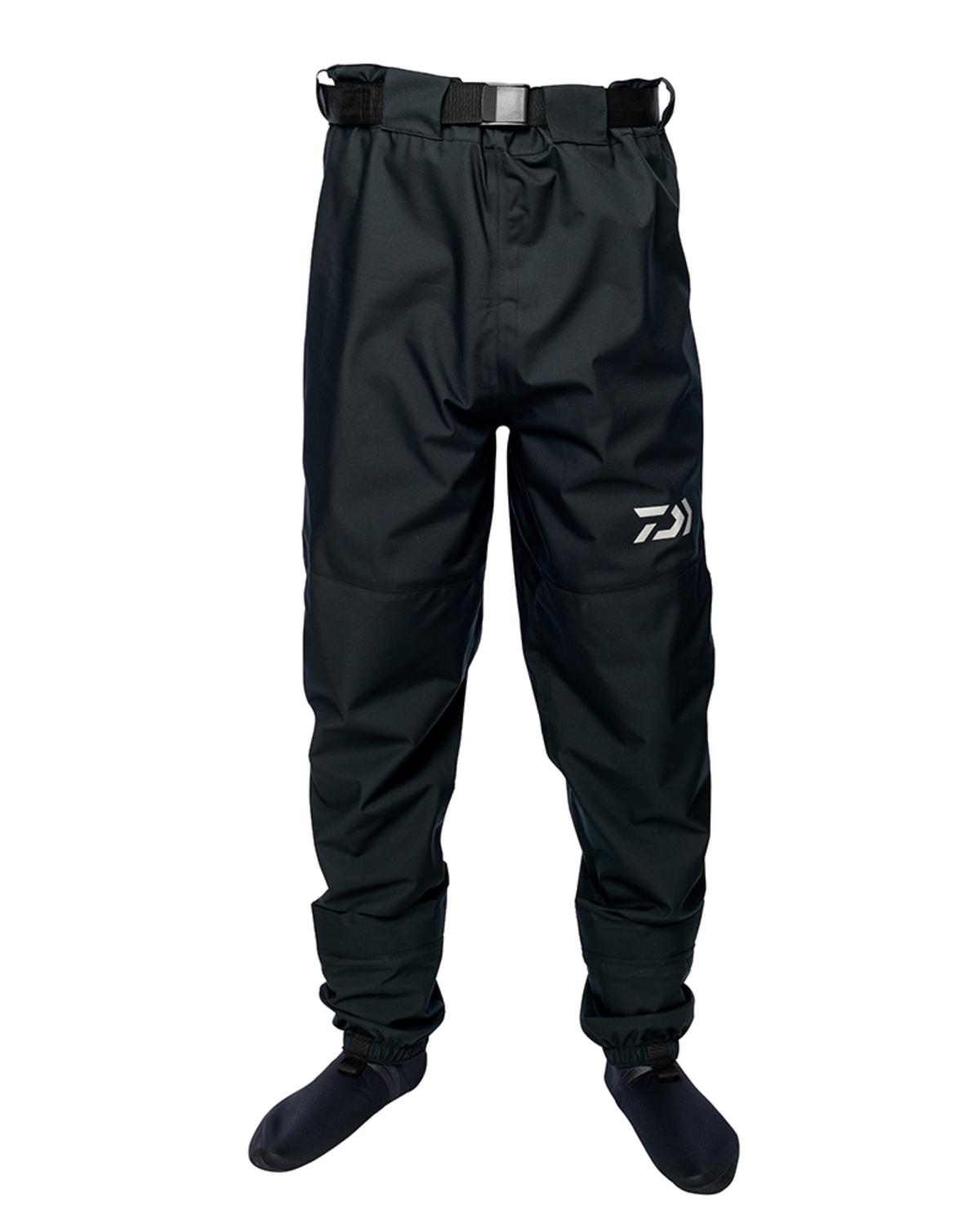 Ex Display Daiwa Breathable Waist waders Size 11