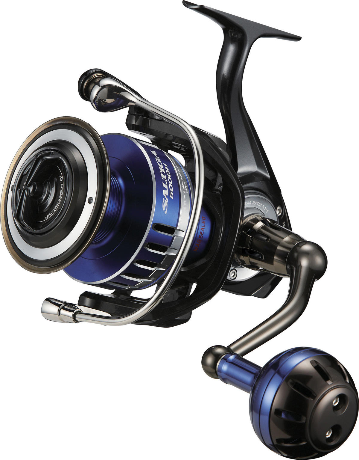 Special Clearance Offer Daiwa 15 Saltiga 4500H Mag Sealed Spinning Reel