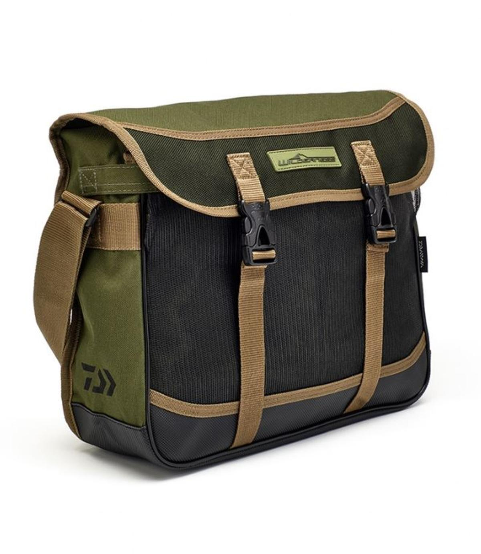New Daiwa Wilderness Game Fishing Bag 1 - Model - DWGB1