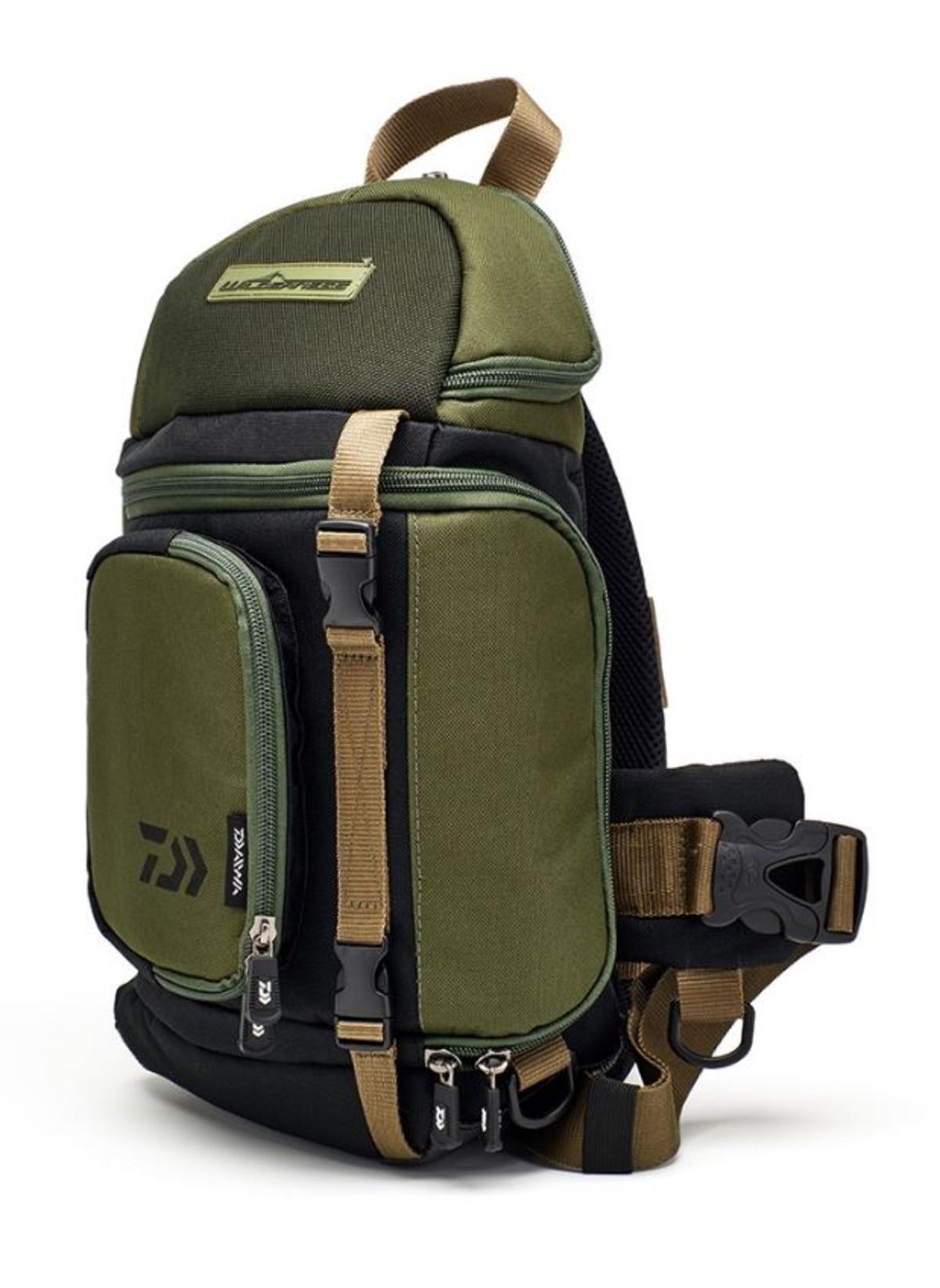 New Daiwa Wilderness Roto Rucksack - DWRRS1