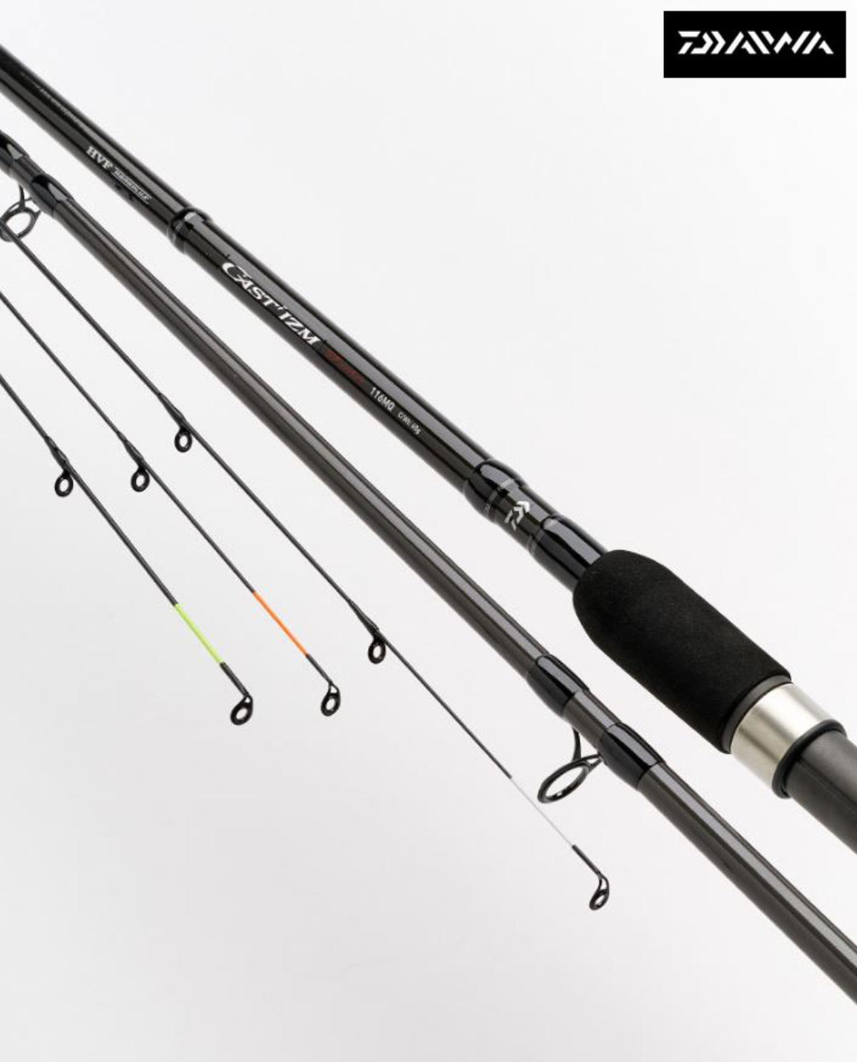 """Ex Display Daiwa Castizm Feeder Fishing Rod - 13' 6"""" feeder rod CZF136HQ-AU"""
