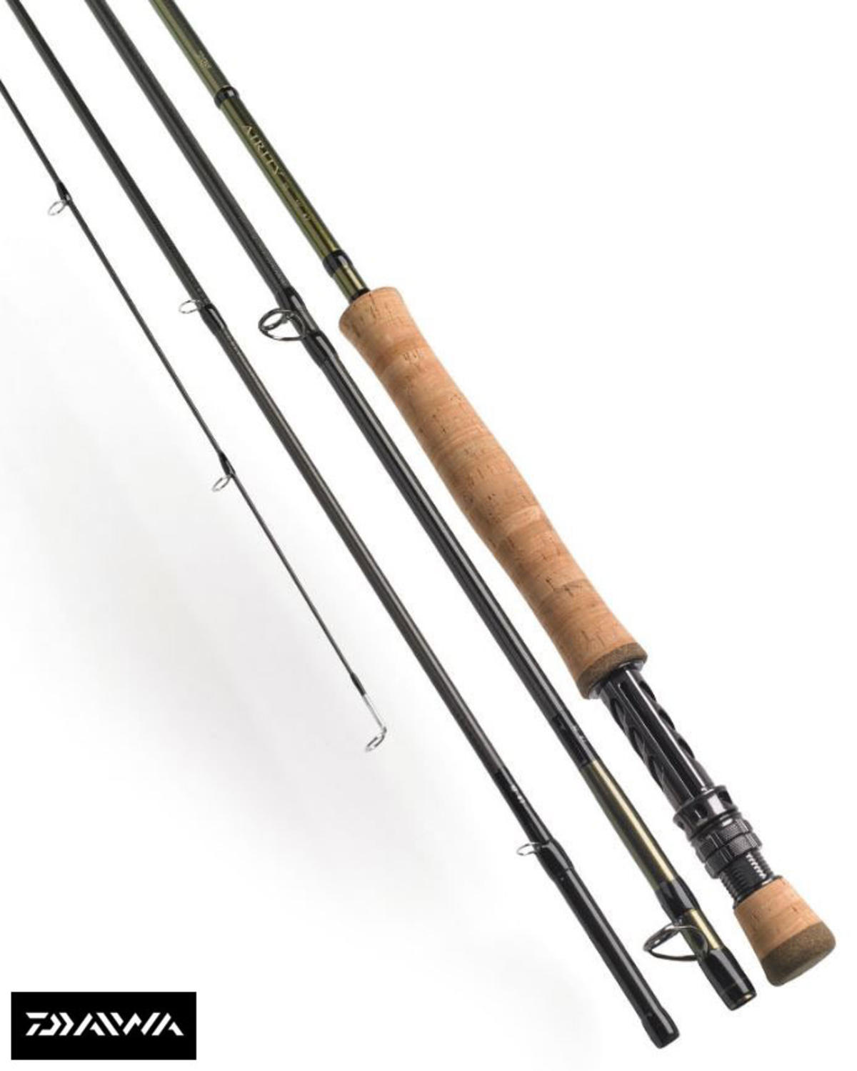 Ex Display Daiwa Airity X45 Trout Fly 9'6' #8 4pc - AX45RSF968-AU