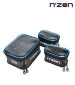 New Daiwa N'ZON EVA Accessory Case Set 1 - NZEVAAC-1