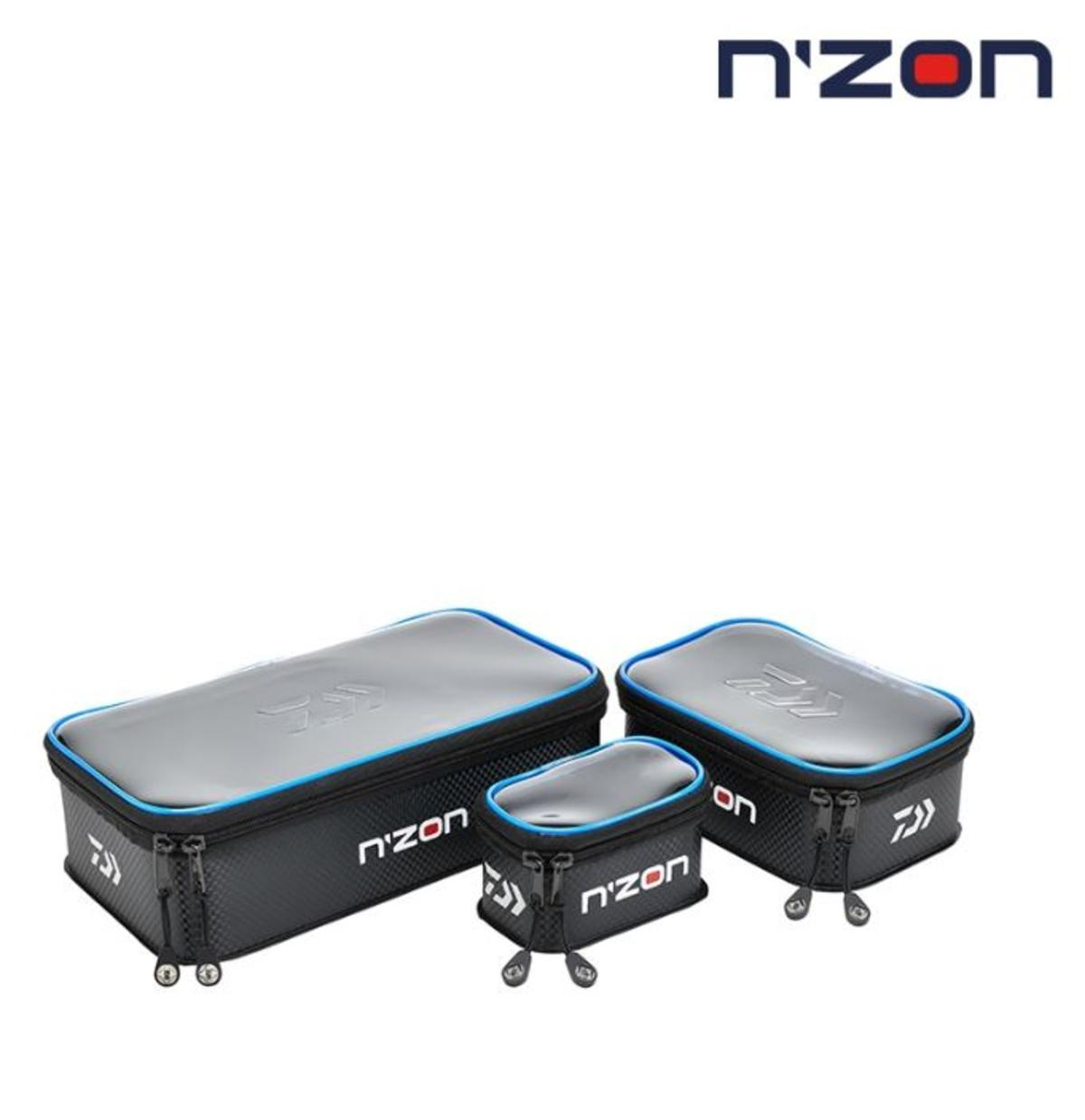 New Daiwa N'ZON EVA Accessory Case Set 2 - NZEVAAC-2
