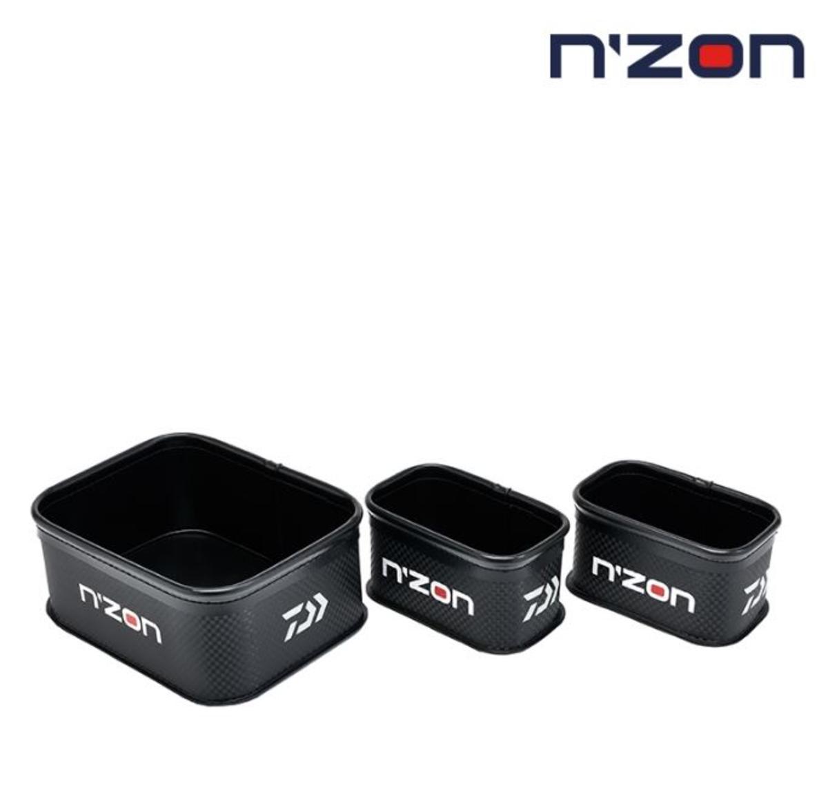 New Daiwa N'ZON EVA Bait Bowl Set 1 - NZEVAAB-1