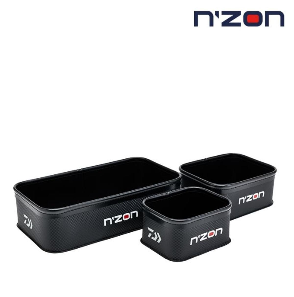 New Daiwa N'ZON EVA Bait Bowl Set 2 - NZEVAAB-2