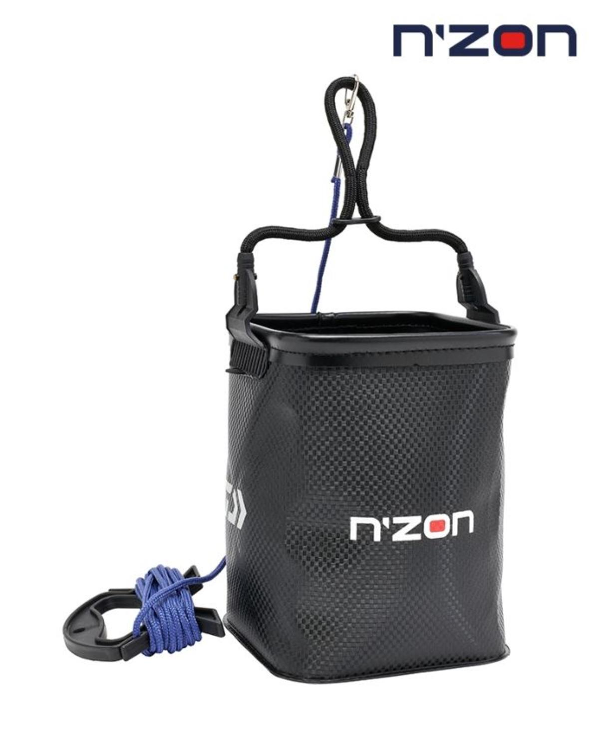 New Daiwa N'ZON EVA Water Bucket  - NZEVAWB