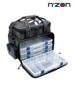 New Daiwa N'ZON EVA Feeder Bag Large ( 4 Box ) - NZEVAFB-L