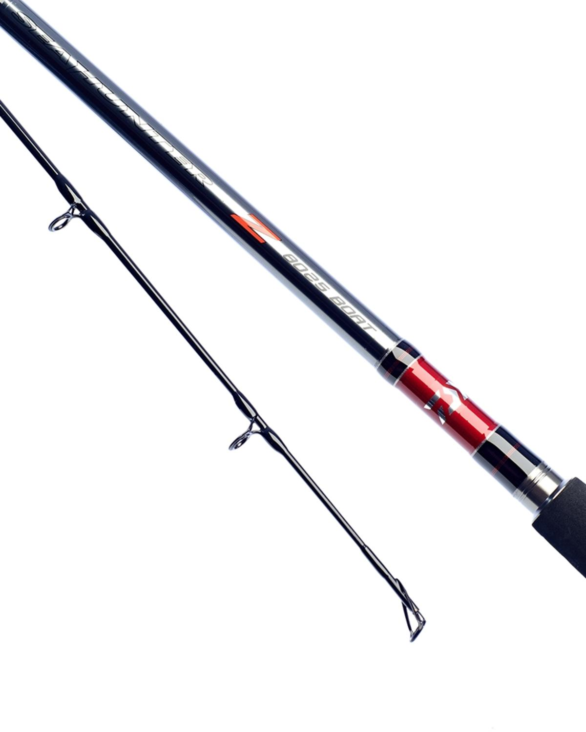 EX DISPLAY DIAWA SEAHUNTER Z BOAT ROD  7' 2pc 20/30lb Line Rating SHRZB7020-BU
