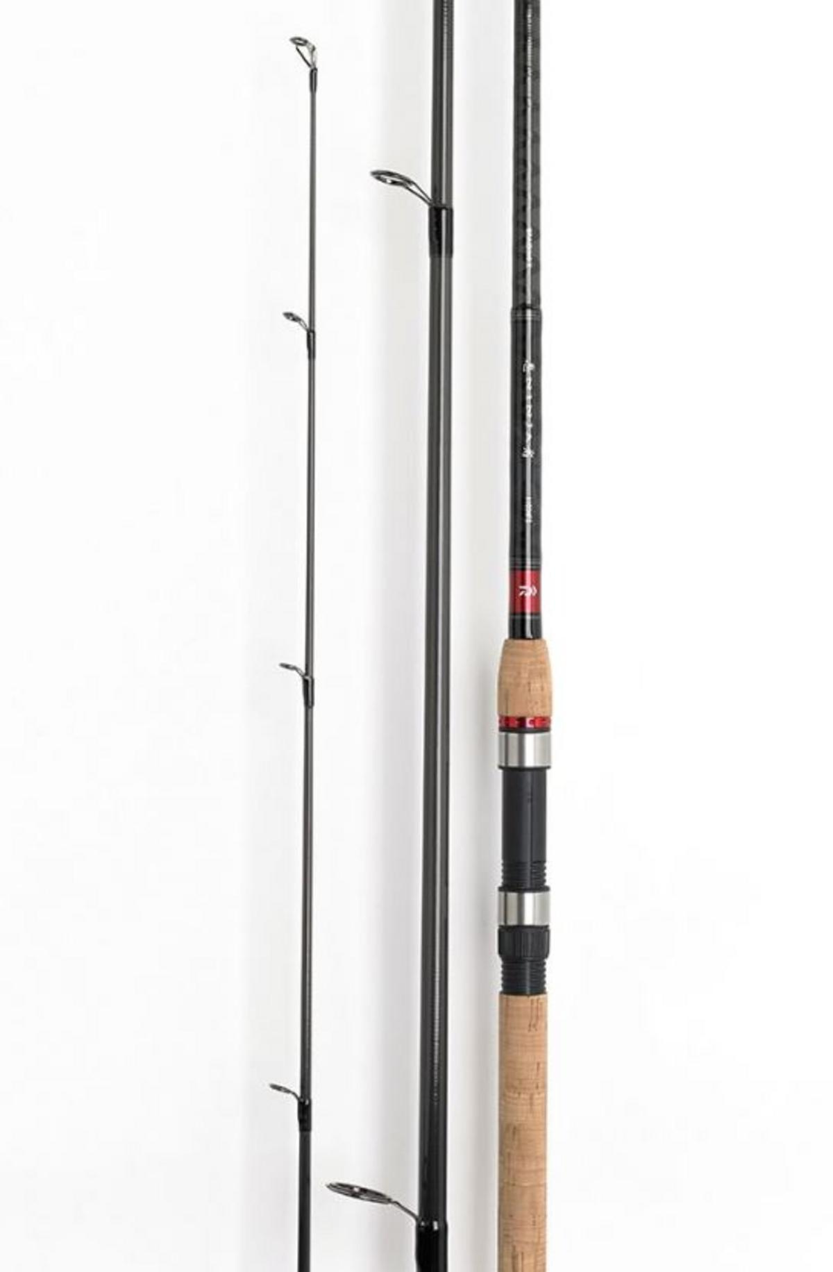 EX DISPLAY Daiwa Ninja X spinning Rod 9ft 15-40g 4pc NJX904MHRS-AS