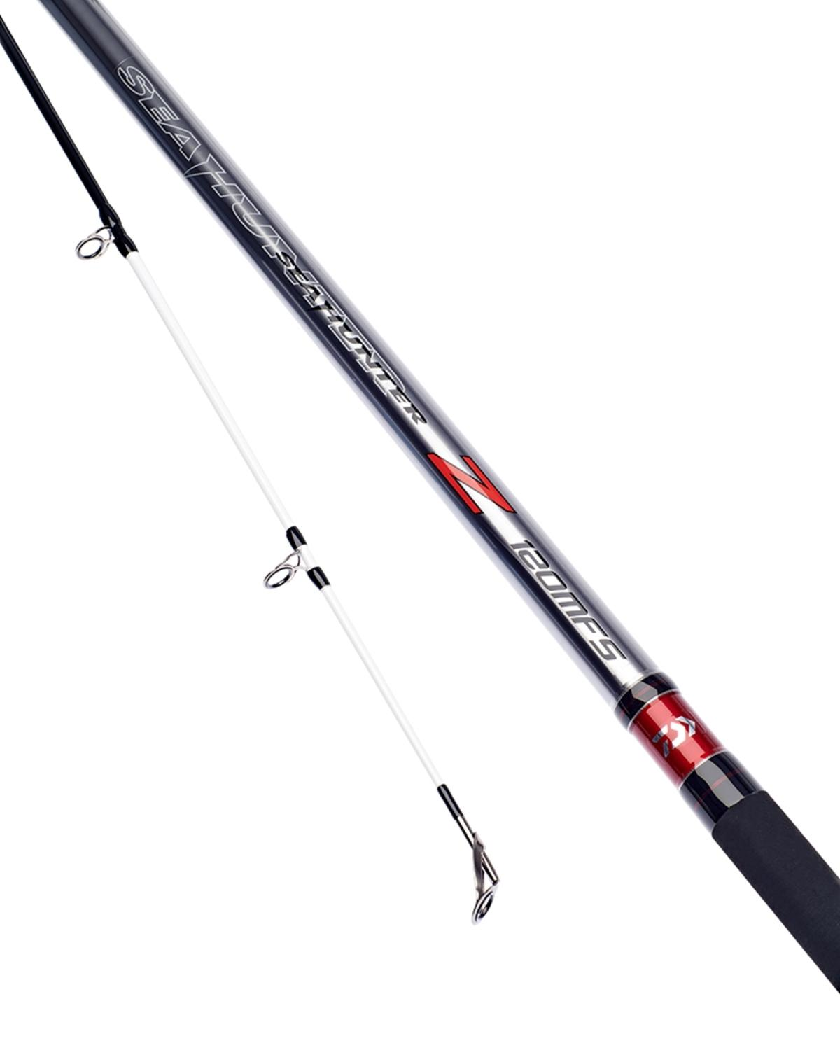 EX DISPLAY DIAWA SEAHUNTER Z SURF ROD  15' 3pc 3-7oz Mod No SHRZS1503FS-BU