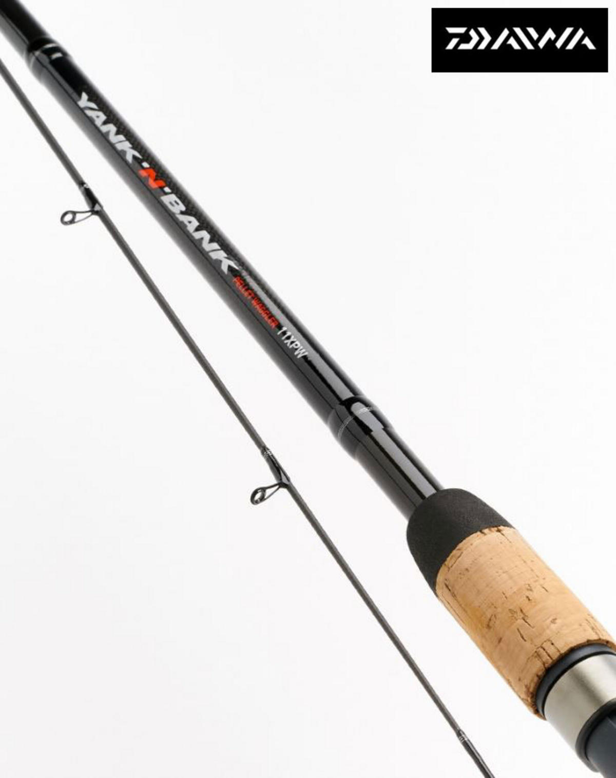 Ex Display Daiwa Yank N Bank Match Rod 11ft 3pc Model YNB13W-BU