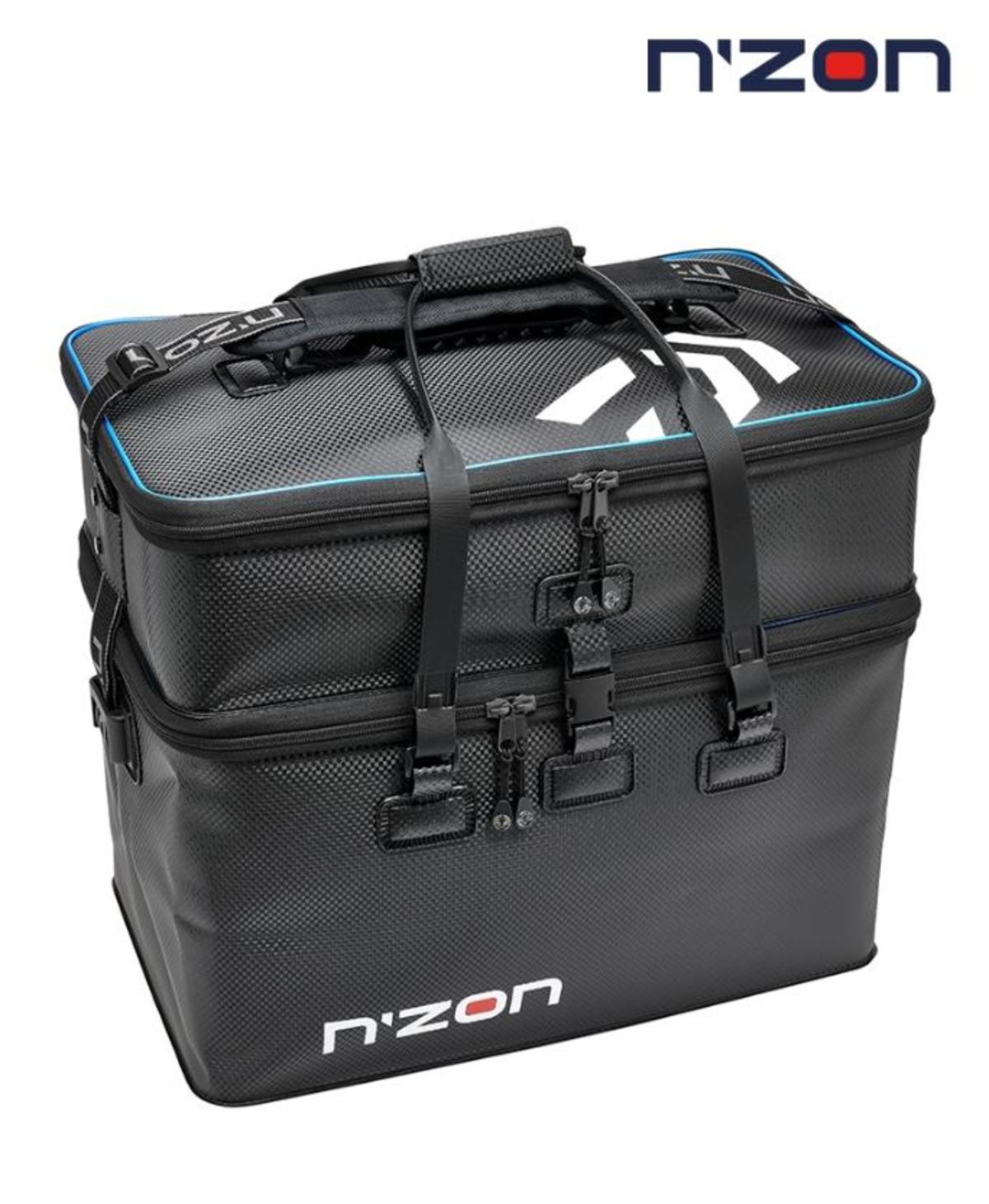 New Daiwa N'ZON EVA Double Bait Bag - NZEVADBB