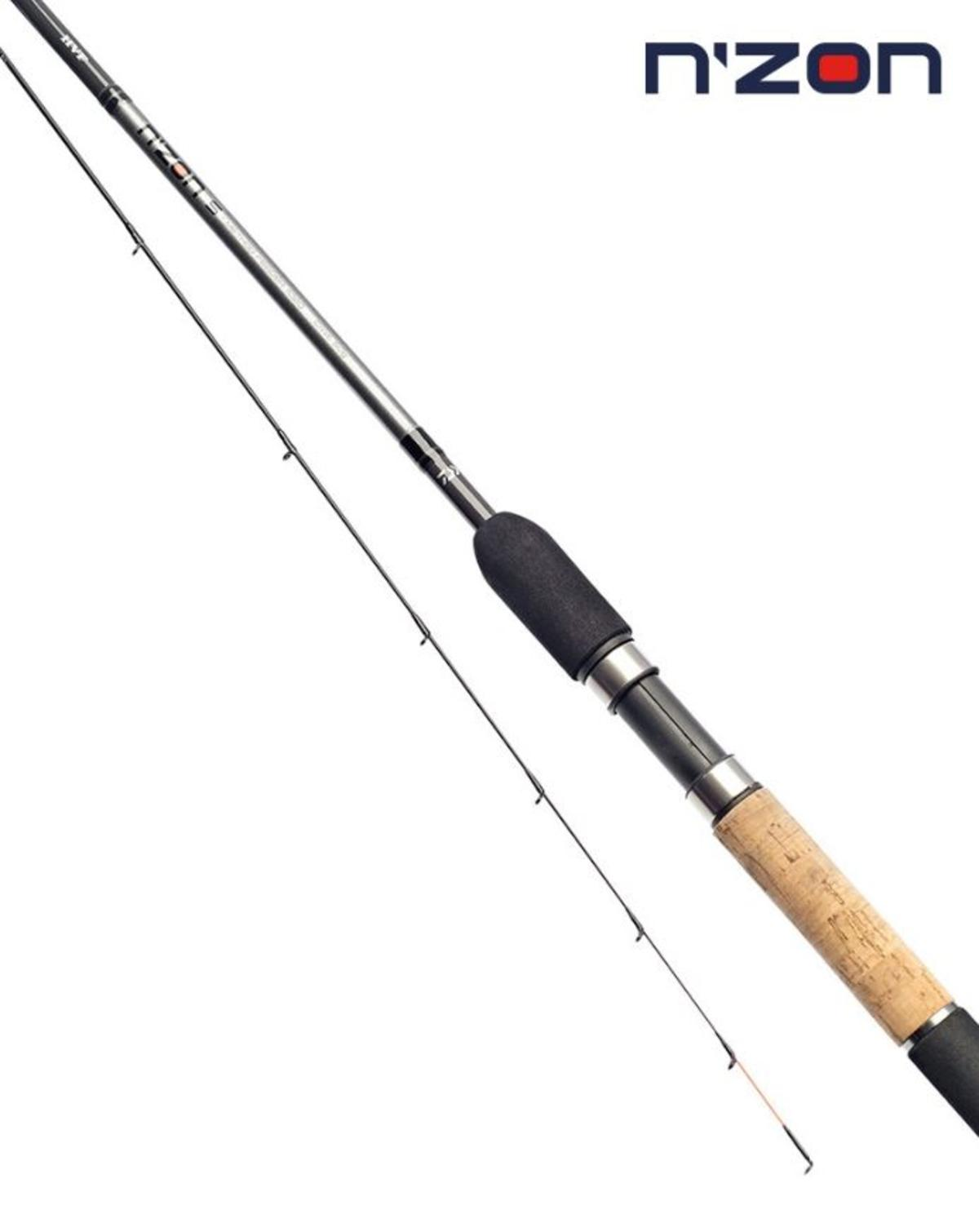 New Daiwa N'ZON S Feeder / Quiver Fishing Rods - All Models