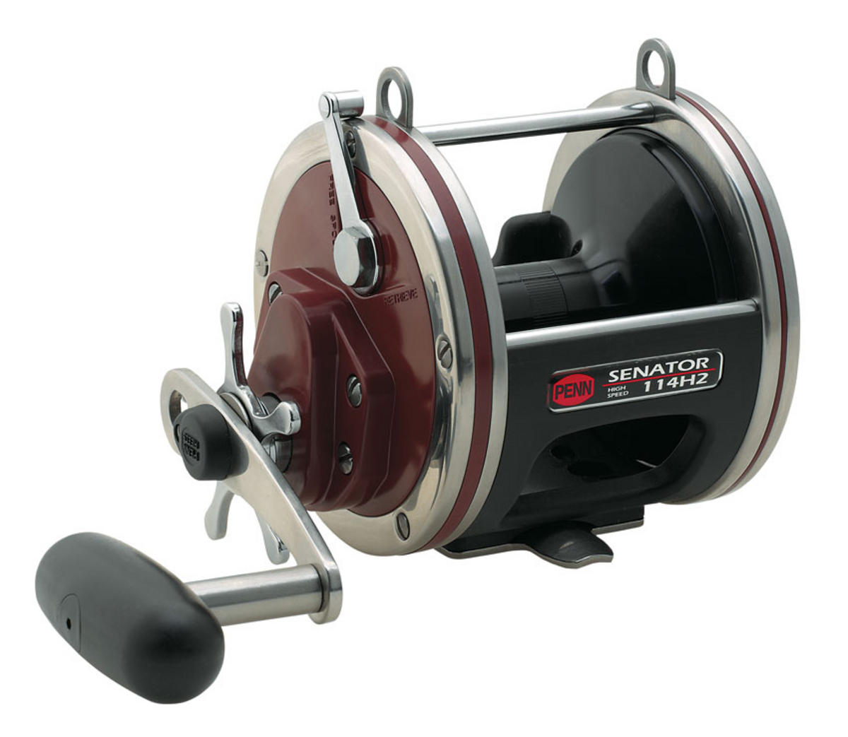 Penn Special Senator 114H2 6/0 Big Game Sea Fishing Multiplier Reel