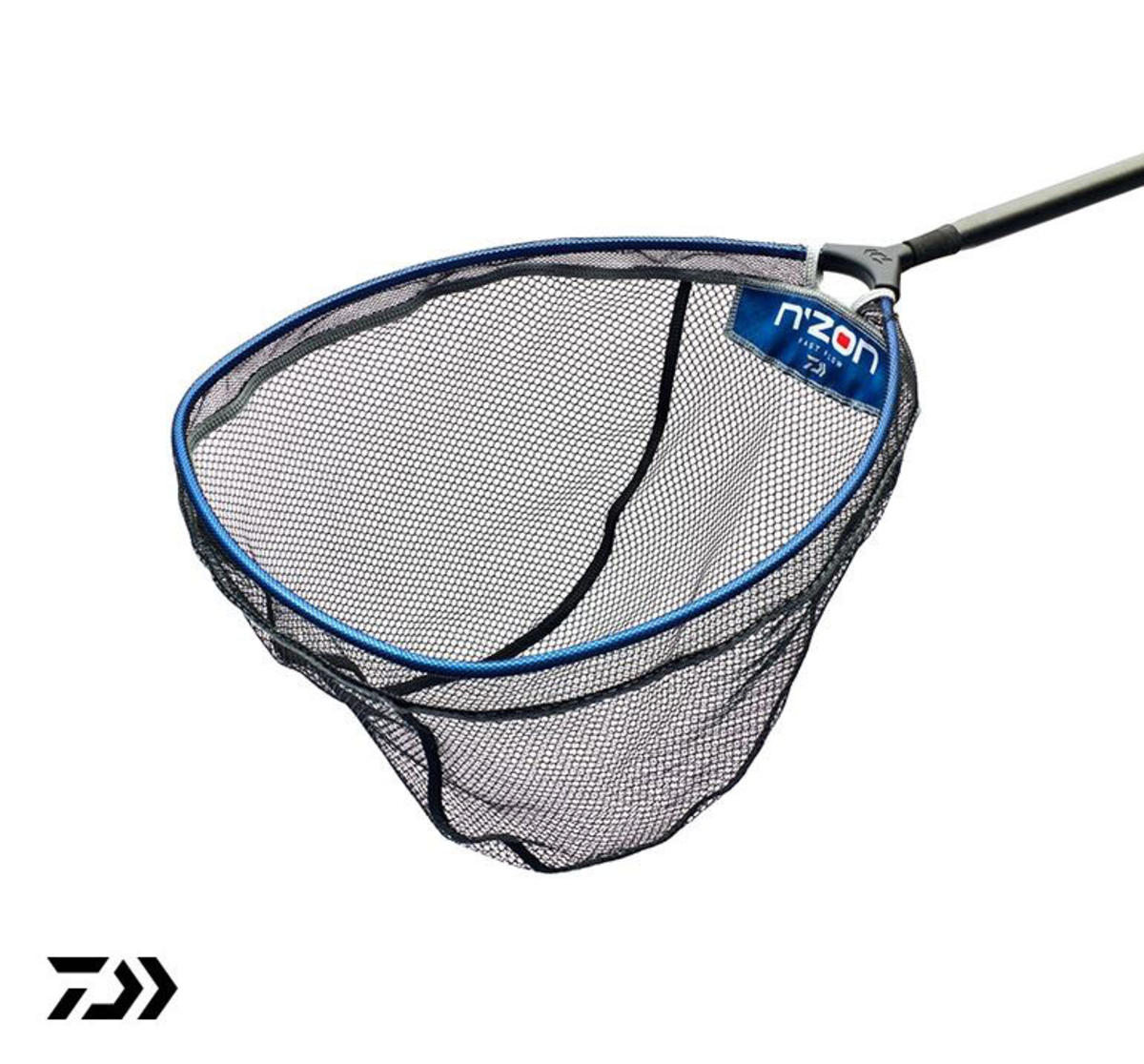 New Daiwa N'ZON Fast Flow Landing Net Heads - All Sizes Available
