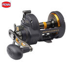 New PENN® Fathom® II 40 Star Drag Multiplier Reel - 1505238