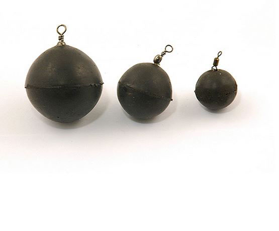 BOUNCING BETTY BAIT CONTROLLERS (rubber ball type)