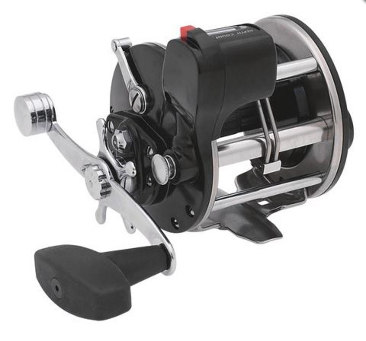 Penn 209LC General Purpose Level Wind Line Counter Multiplier Sea Fishing Reel