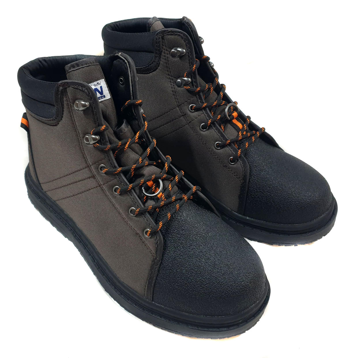 BISON MK2 WADING BOOTS IN FELT SOLE OR RUBBER SOLE WITH FREE WADING STUDS