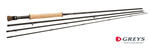 Greys GR60 Single Handed Trout Fly Fishing Rods - 4 Piece - All Models