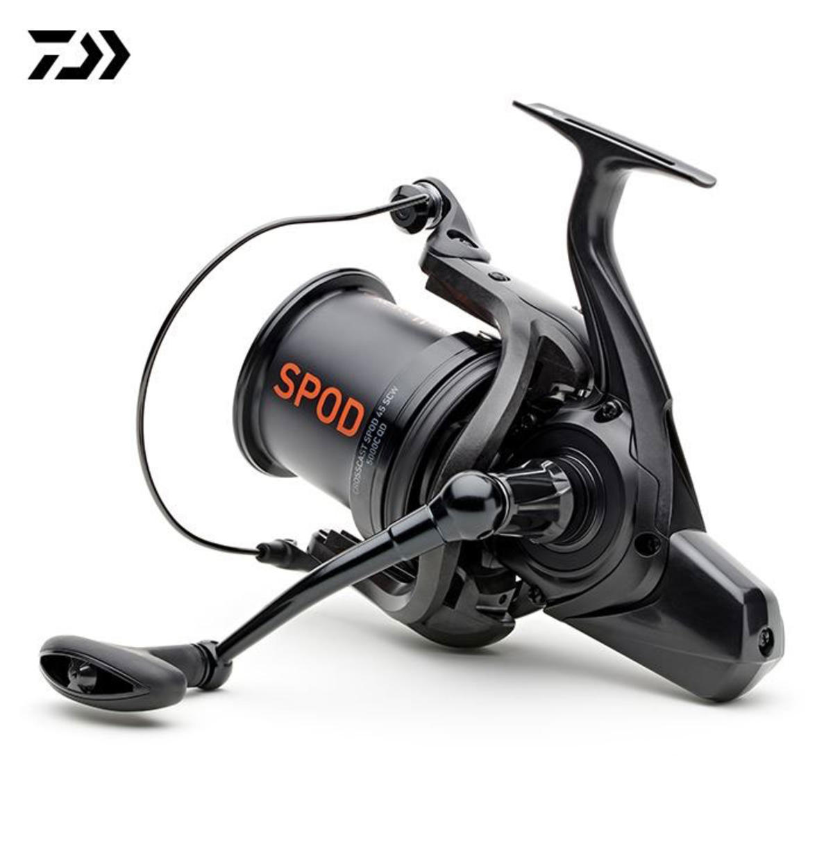 New Daiwa 20 Crosscast 45 SCW QD Spod 5000C QD Carp Fishing Reel