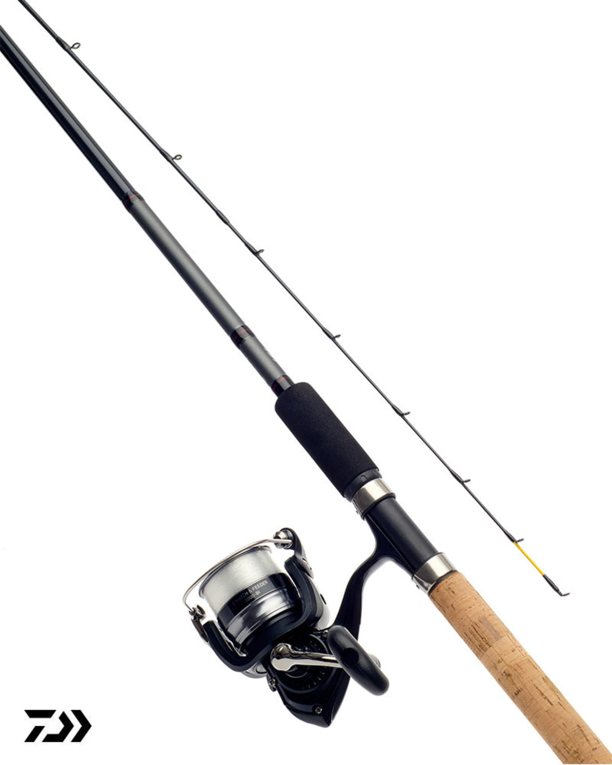 New Daiwa D Feeder Fishing Kit / Combo - 11ft Quiver Rod / DMF3000 Loaded Reel