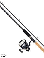 New Daiwa D Match Fishing Kit / Combo - 11ft Match Rod / DMF3000 Loaded Reel