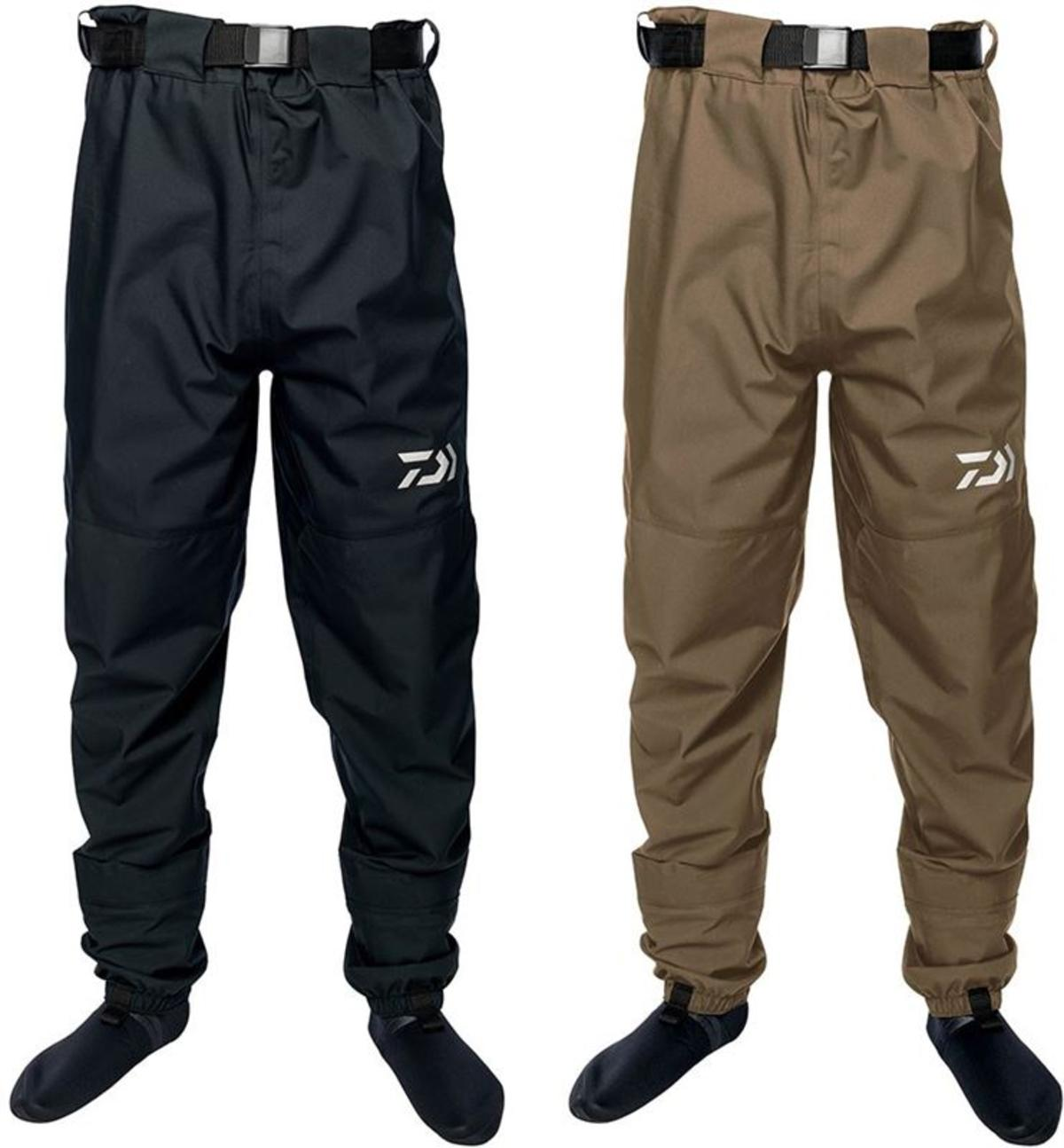 Clearance New Daiwa Breathable Waist Waders  - All Sizes