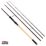 New Abu Garcia Tormentor Travel Spinning Fishing Rod  6ft - 10ft - All Models
