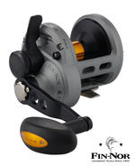 New Fin-Nor Lethal Lever Drag Multiplier Fishing Reel - All Sizes