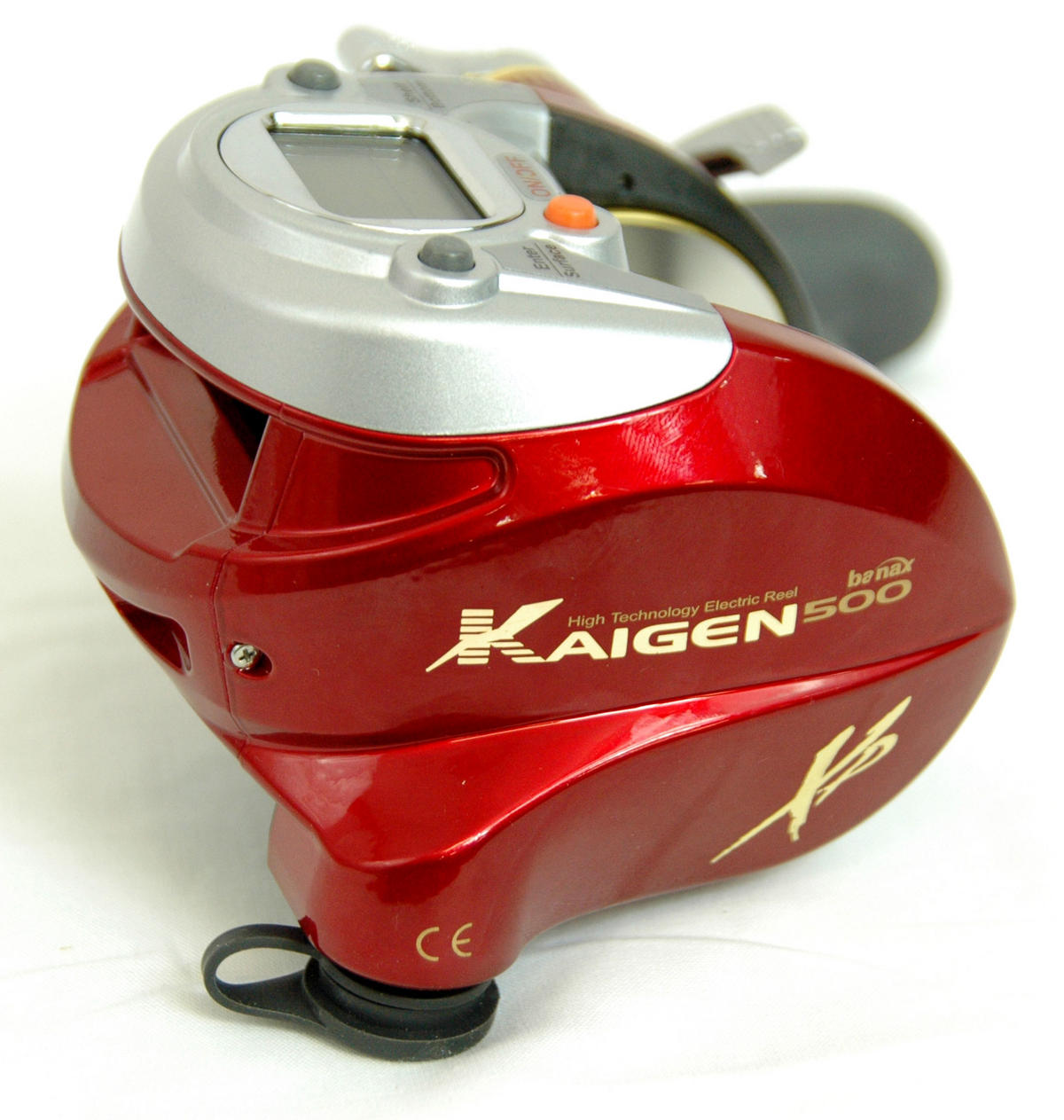 THE NEW BANAX KAIGEN 500 XP ELECTRIC MULTIPLIER REEL