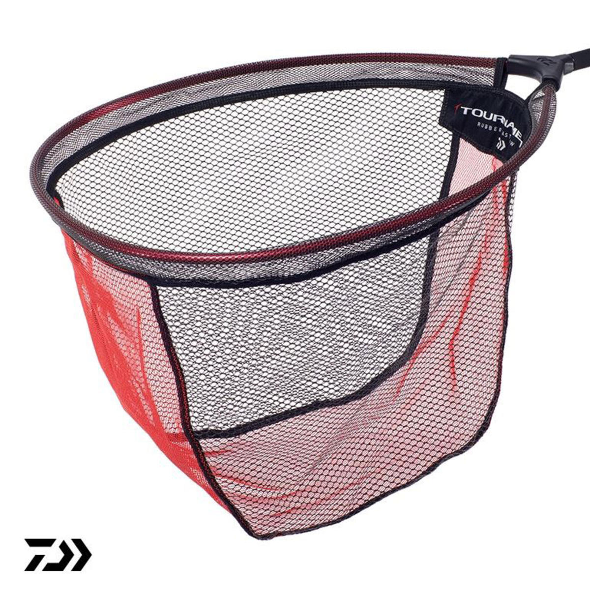 New Daiwa Tournament Rubber Fast Flow Landing Net Heads - All Sizes Available