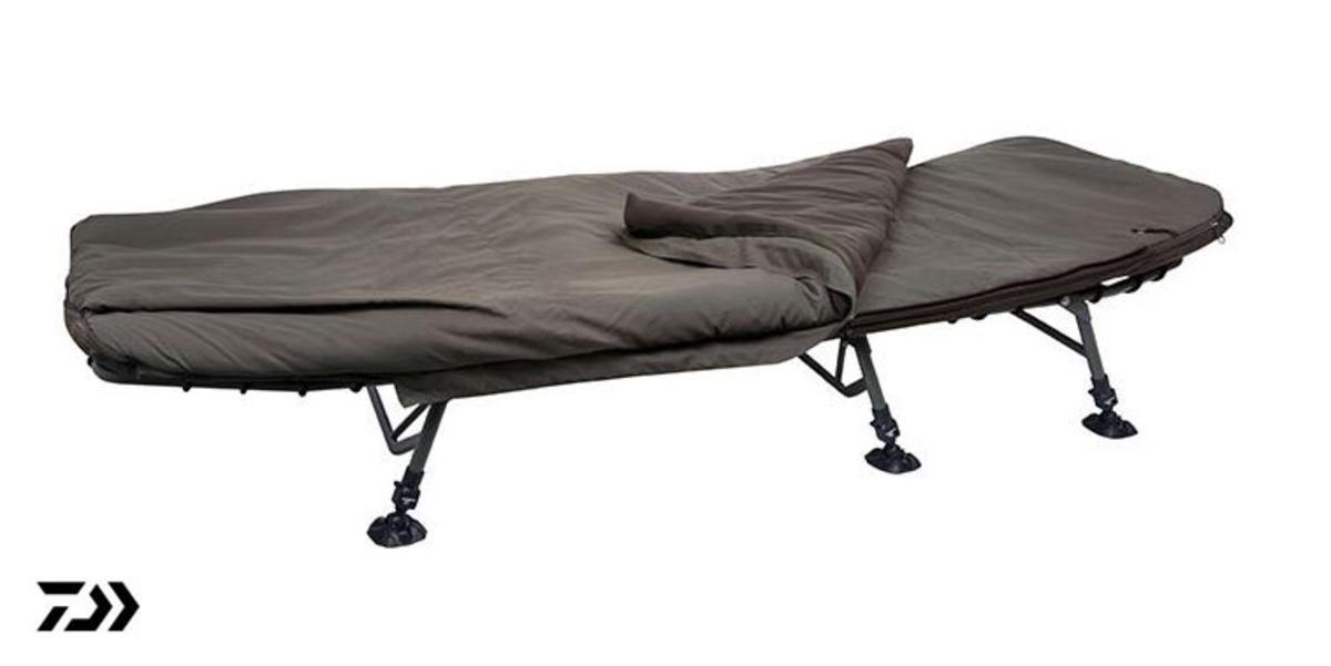 New Daiwa Sleep System Bedchair Fishing Bed Chair - DSS1