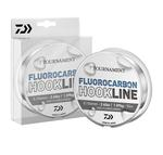 New Daiwa Tournament Fluorocarbon Hookline Fishing Line 50m Spool - All Sizes