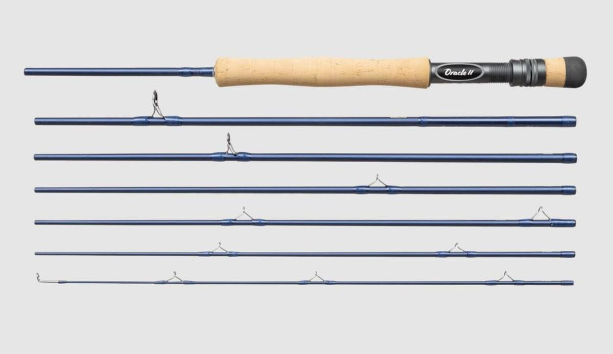 New Shakespeare Oracle 2 EXP Travel Fly Fishing Rods - All Models