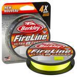 New Berkley Fireline Ultra 8 Carrier Braid Flame Green 150m / 18lb / 0.15mm