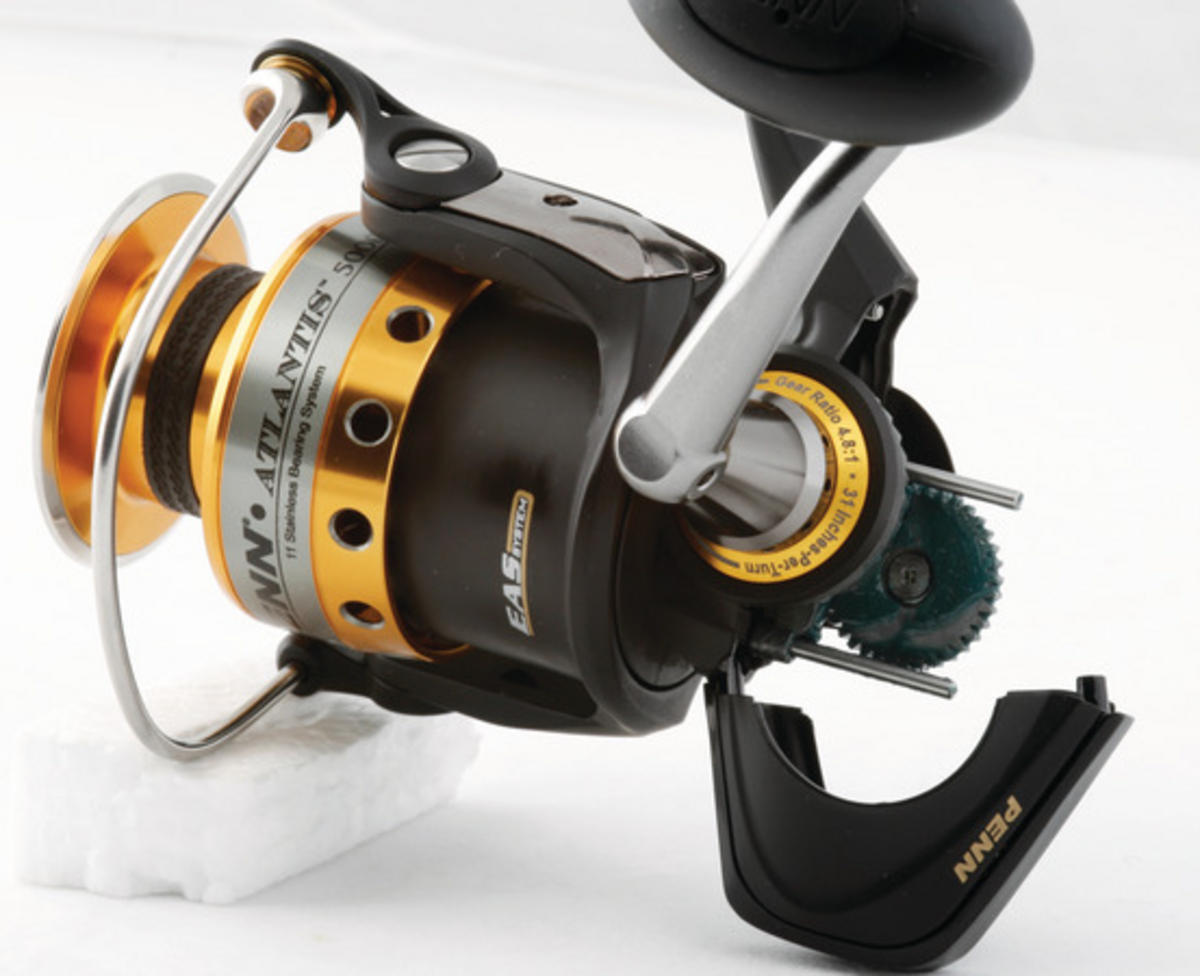 new penn atlantis 8000 spinning reel 1207746