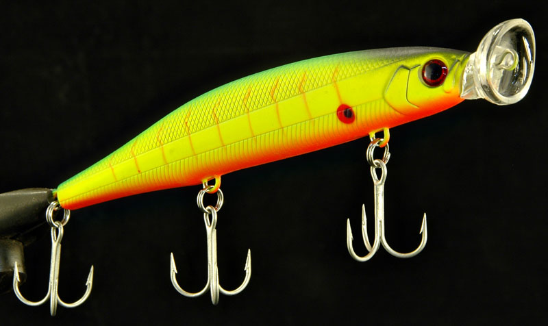 TALON 4 LIP 4 IN 1 MINNOW POPPER LURE BAIT NEW DESIGN