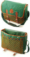 CLEARANCE BISON TRADITIONAL FISHING NET GAME BAG