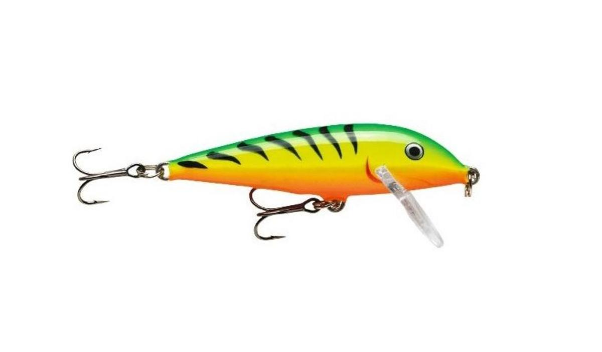 RAPALA COUNTDOWN 3 CM FIRE TIGER RAPCD03FT