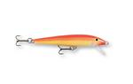 RAPALA FLOATING 5 CM GOLD FLUORESCENT RED RAPF05GFR