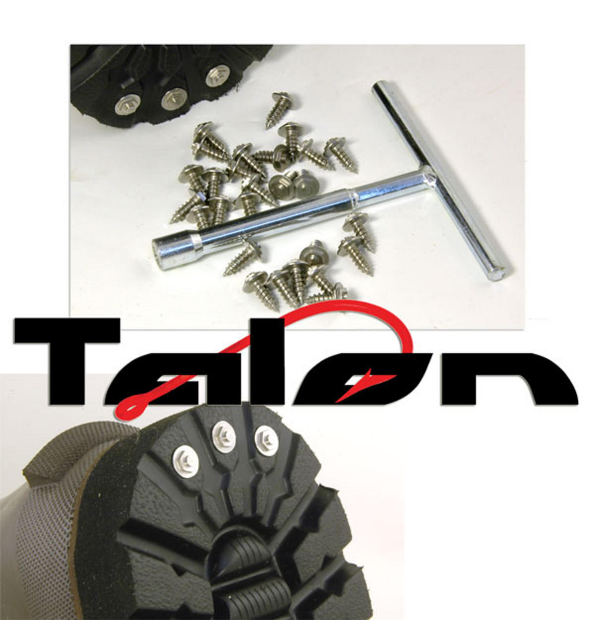TALON WADER WADING BOOT STUD KIT AND APPLICATOR
