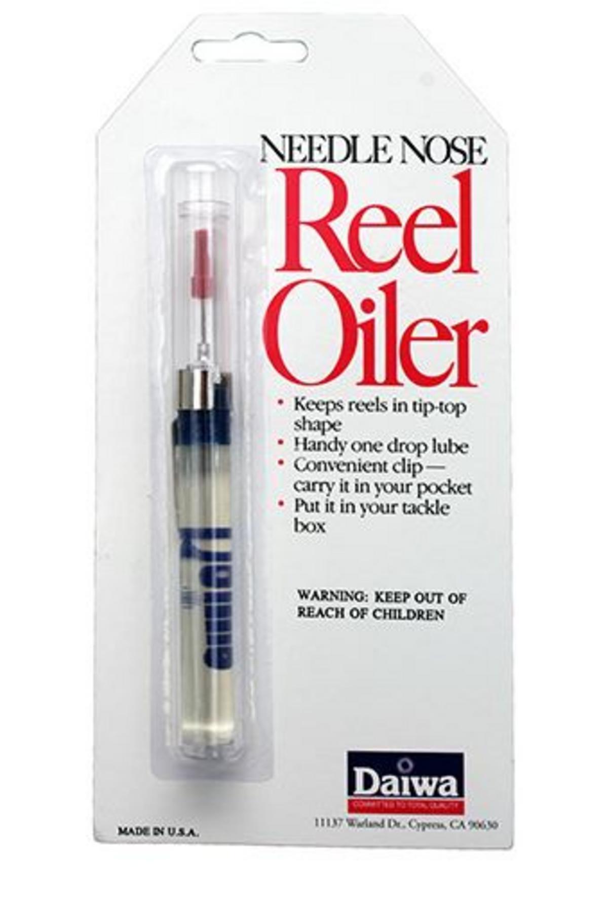 Daiwa Reel Oiler - Reel Oil - DRO1