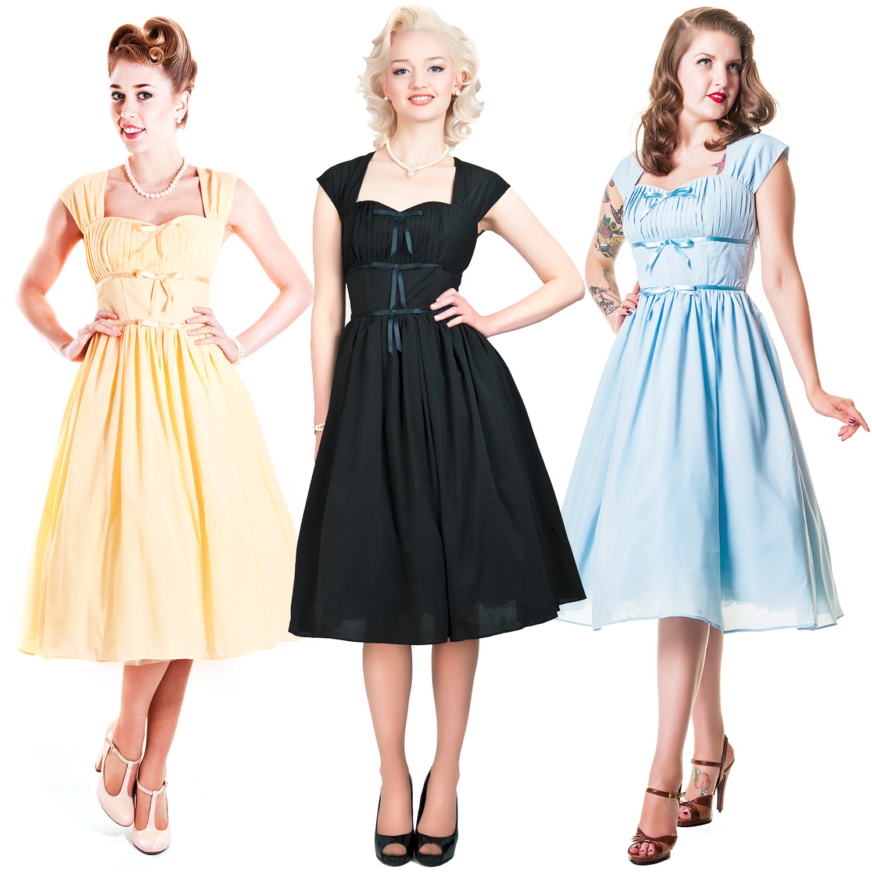 Vintage 1950S-Style Prom Dresses