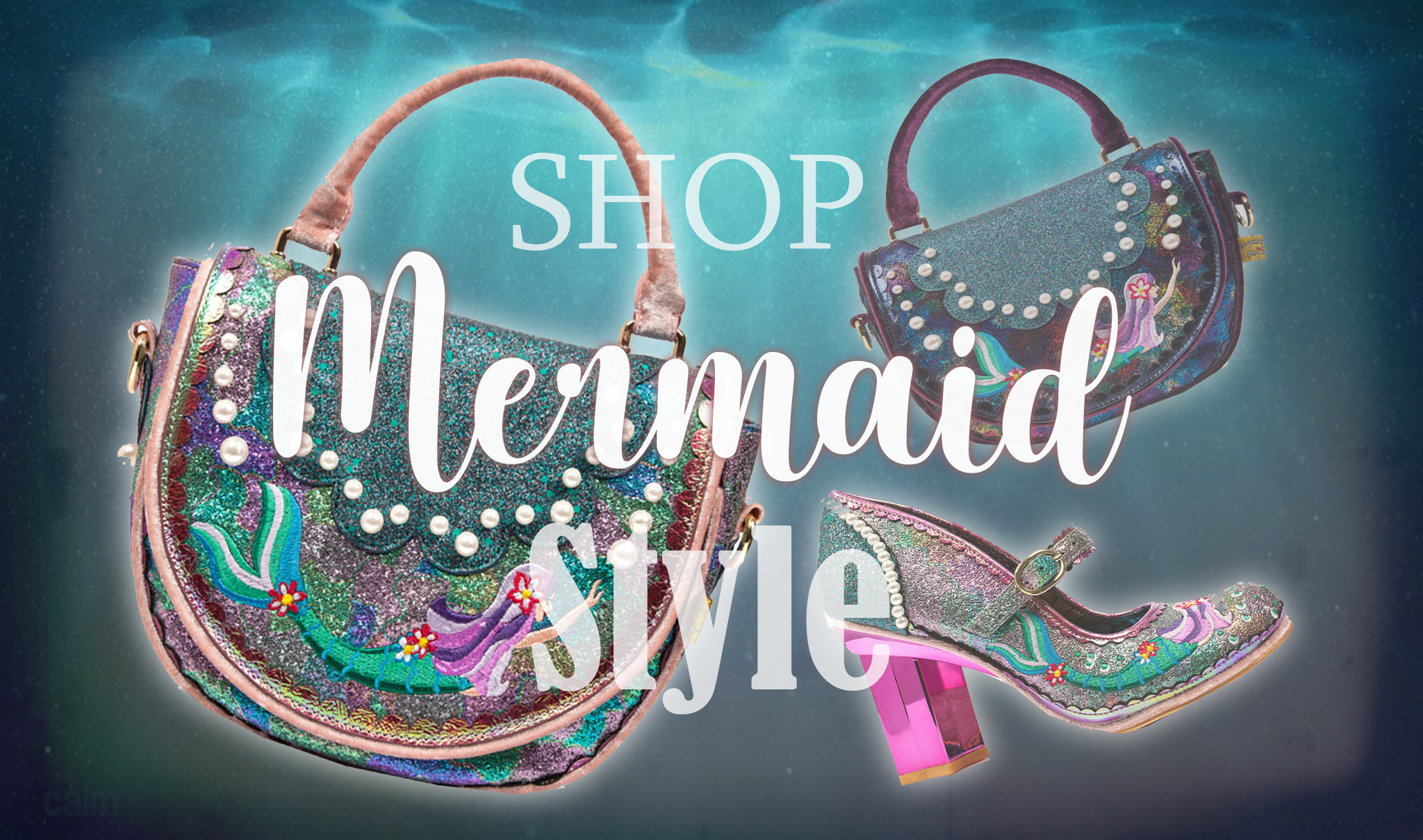 Mermaid Clothing Shoes and Handbags