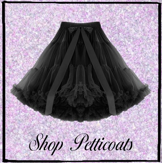 Hell Bunny Petticoats