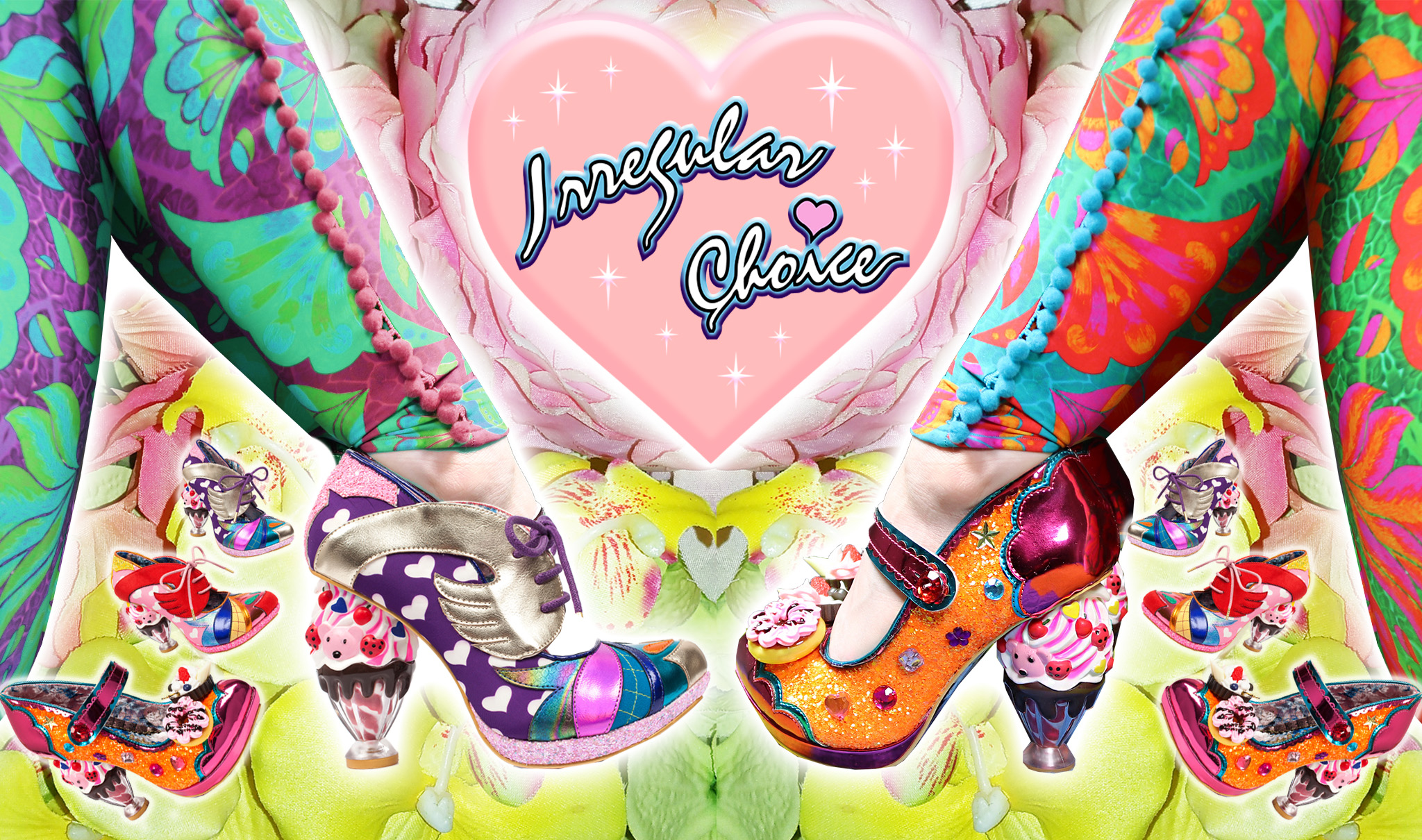 Irregular Choice Spring Summer 2018